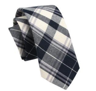 black_and_white_grey_skinny_tie_rack_australia_au