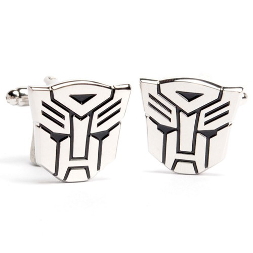 autobots_transformers_novelty_cufflinks_tie_rack_australia