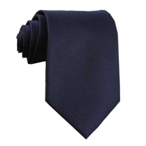 navy_blue_textured_neck_tie_rack_australia
