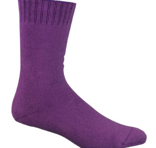 purple_bamboo_work_socks