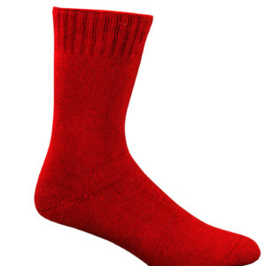 fire-red-bamboo_work_socks