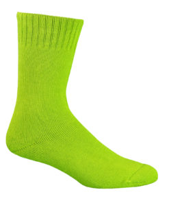 lime-bamboo_work_socks
