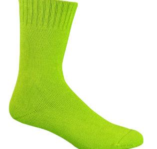 lime-bamboo_work_socks