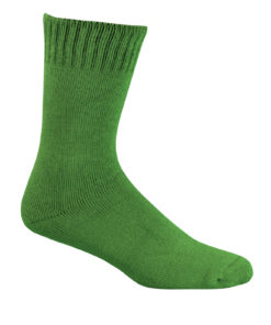 green_bamboo_work_socks