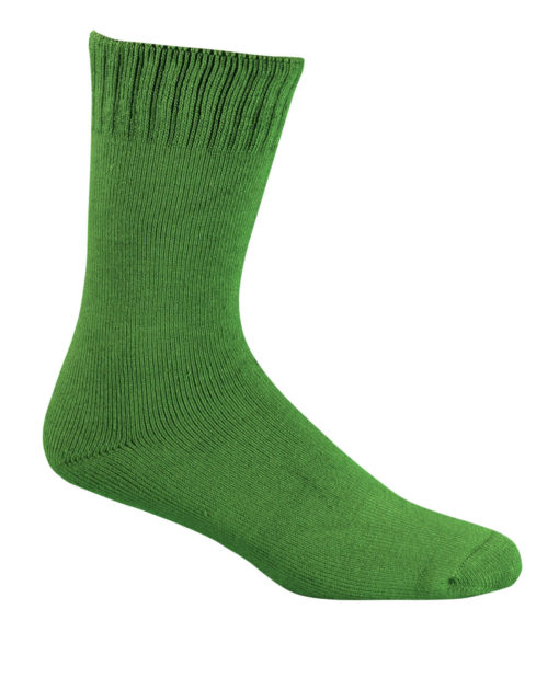 green_bamboo_work_socks