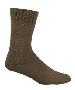 khaki_bamboo_work_socks