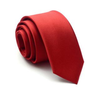 red_solid_skinny_tie_rack_australia_au