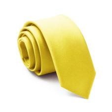 yellow_solid_skinny_tie_rack_australia_au
