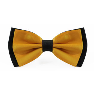 golden_yellow_layered_two_tone_bow_tie_rack_australia