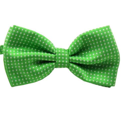 green_polka_dot_bow_tie_bowtie_rack_australia
