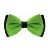 lime_green_layered_two_tone_bow_tie_rack_australia