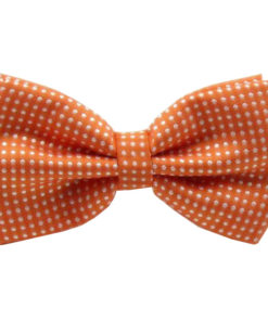 orange_polka_dot_bow_tie_bowtie_rack_australia