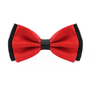 two_tone_red_orange_layered_bow_tie_rack_australia