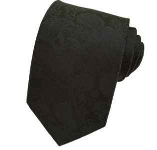 black_paisley_neck_tie_rack_australia_au