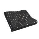 black_polka_dot_pocket_square