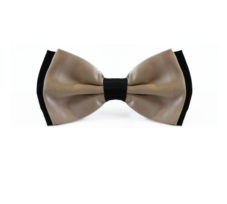 champagne_two_tone_layered_bow_tie_au_rack_australia