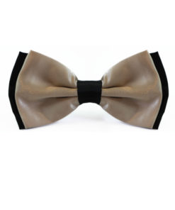 champagne_two_tone_layered_bow_tie_au_rack_australia