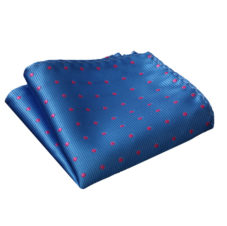 light-blue-pink-polka-dot-pocket-square