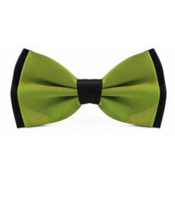 olive_green_layered_two_tone_bow_tie_rack_australia_au