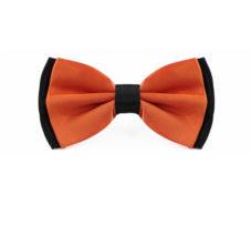 orange_layered_two_tone_bow_tie_rack_australia_au