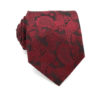 red_black_paisley_neck_tie_rack_australia