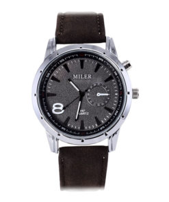 Miller Mens Fashion Dress Watch
