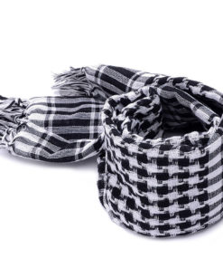 black_ans_white_mens_scarf_tie_rack_au