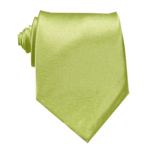 lime_green_solid_neck_tie_rack_australia_au