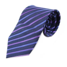 purple+navy_striped_neck_tie_rack_australia_au