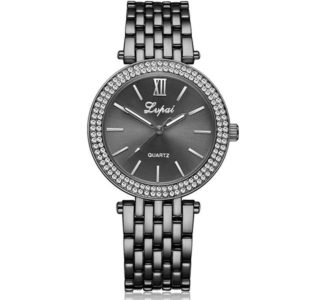 quartz_gun_metal_womens_watch