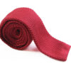 red_knit_tie