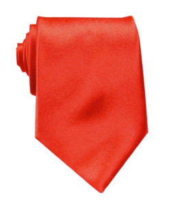 red_orange_solid_neck_tie_rack_australia_au