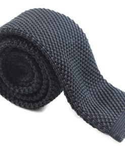black-Knit-Tie-australia-au