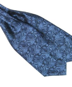 deep blue ascot cravat tie rack australia
