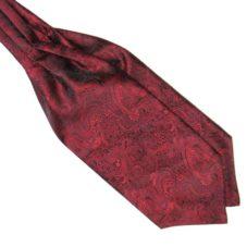 maroon ascot cravat tie rack australia