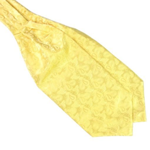 yellow ascot cravat tie rack australia