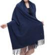 blue_navy_pashima_unisex_scard_shawl_tie_rack_australia