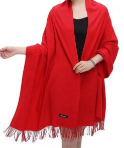 tie_rack_pashimna_red_unisex_scarf