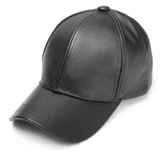 black_leather_baseball_cap_tie_rack_australia_au_aus