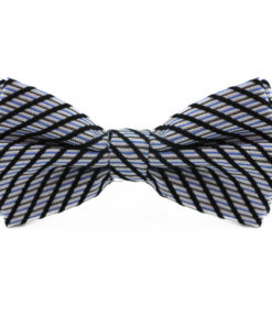 blue_black_silver_cotton_bow_tie_rack_australia_au
