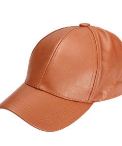 brown_leather_baseball_cap_tie_rack_australia_au_aus