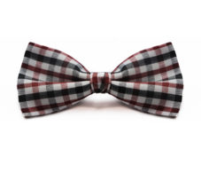 white_dark_red_black_checkered_bow_tie_rack_australia_au