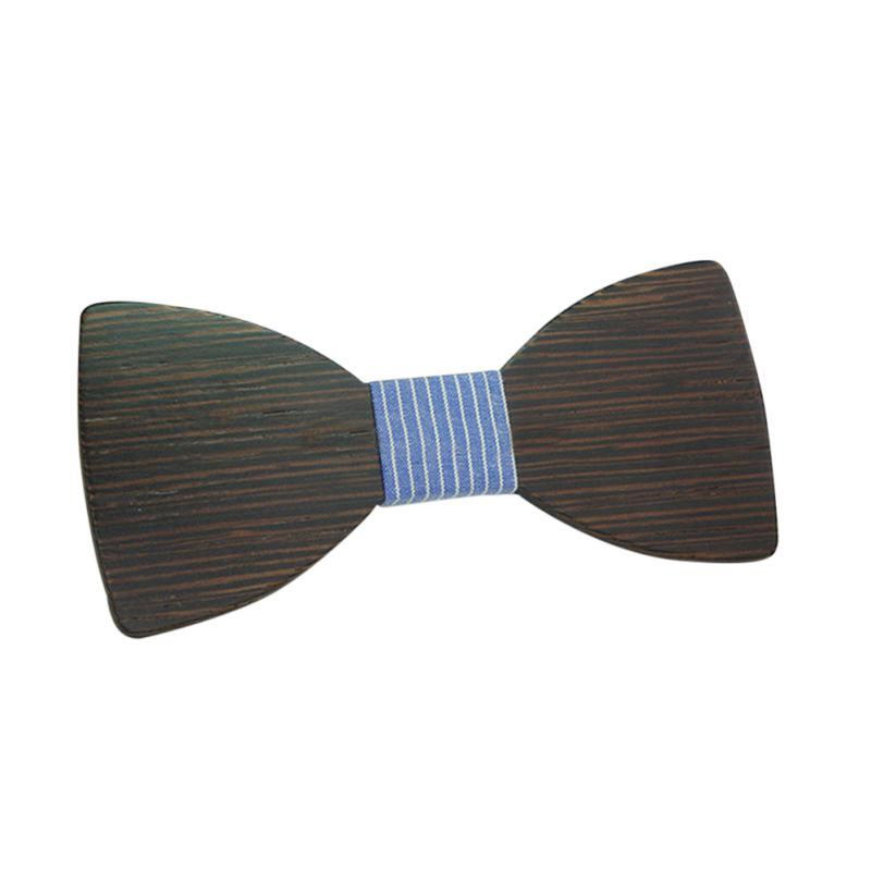 myntra's bow tie collection: look dapper and take a bow At Myntra, we are host to a range of ready-tied bow ties in styles that range from subtle and elegant, to off-beat and fun. You can select your favourites choosing from a variety of fabrics such as cotton, microfiber, polyester and wool.