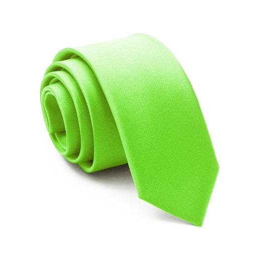 fluro_green_skinny_tie_rack_australia_au