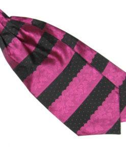pink_black_cravat_tie_rack_australia