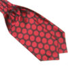 red_polka_dot_cravat_tie_rack_australia_online
