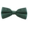 dark_green_matte_non_shiny_bow_tie_rack_australia_online
