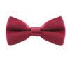 maroon_matte_non_shiny_bow_tie_rack_australia_online