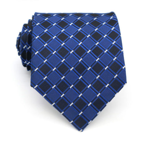 navy_blue_black_diamond_neck_tie_rack_australia