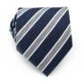 navy_blue_grey_striped_textured_neck_tie_rack_australia